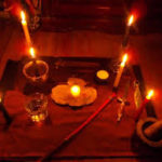 Amarre de amor con los cuatro elementos: aire, fuego, agua, tierra